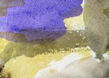 Colorful watercolor grunge background. Abstract watercolor painted background art wallpaper paper stock photos