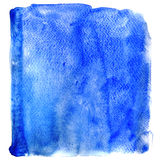 Abstract watercolor painted background Royalty Free Stock Images