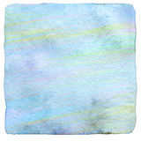 Abstract watercolor painted background. Royalty Free Stock Photos