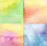 Abstract watercolor painted background Royalty Free Stock Photo