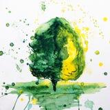 Abstract watercolor Stock Photos