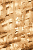 Abstract watercolor on paper texture as  background. In Sepia to Stock Image
