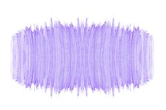 Abstract watercolor purple violet shades pattern texture art hand painted on white background with copy space. Abstract watercolor purple violet shades pattern royalty free stock photos