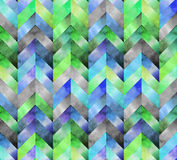 Abstract watercolor seamless pattern Royalty Free Stock Photography