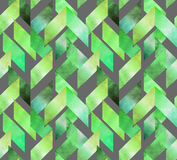 Abstract watercolor seamless pattern Stock Photo