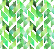 Abstract watercolor seamless pattern Stock Images
