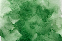 Abstract watercolor spot painted texture background Stock Photography