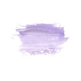 Abstract watercolor spot. Watercolor design element. Watercolor. Abstract watercolor hand painted spot. Watercolor design element. Watercolor purple background royalty free illustration