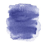 Abstract watercolor textured background. Water cloud Ink isolate Royalty Free Stock Images