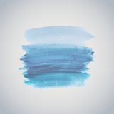 Abstract watercolour / aquarelle grunge background Royalty Free Stock Photos