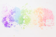 Abstract watercolour backgrounds Stock Images