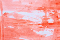 Abstract watercolour painted background Royalty Free Stock Photography
