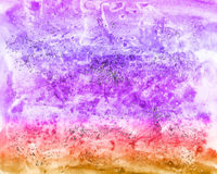 Abstract watercolour shine light  background for different desig Royalty Free Stock Photo