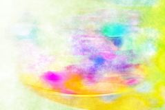 Abstract Watercolour Texture Royalty Free Stock Photos