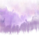 Abstract watercolour texture Stock Image