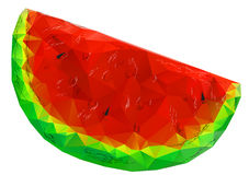 Abstract watermelon Royalty Free Stock Photography