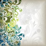 Abstract Wave Royalty Free Stock Photos