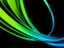 Abstract wave Royalty Free Stock Photo