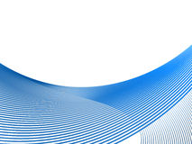 Abstract wave Stock Photography