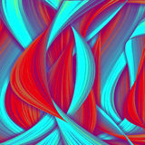 Abstract wave background Royalty Free Stock Image