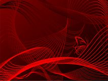 Abstract wave background Stock Photography