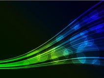 Abstract   wave   background. Abstract  background with color   wave Royalty Free Stock Images