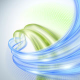 Abstract wave background Royalty Free Stock Photo