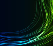 Abstract   wave   background. Abstract  background with smoke   wave Stock Photos