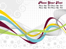 Abstract Wave background Vector Stock Images