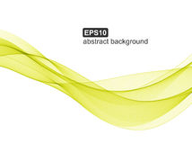 Abstract wave background. Vector illustration Royalty Free Stock Photos