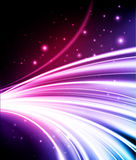 Abstract wave backgrounds - vector Royalty Free Stock Image