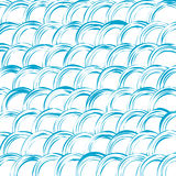 Abstract wave colorful pattern Royalty Free Stock Images