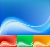 Abstract wave design Stock Photo