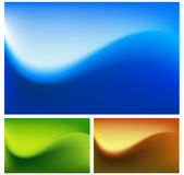 Abstract wave design Royalty Free Stock Photography