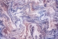 Abstract wave pattern Marble ink texture acrylic painted waves texture background. Pattern can used for wallpaper or skin wall tile luxurious.  High Definition Stock Images
