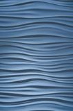 Abstract wave pattern. Vertical format blue abstract wave pattern Royalty Free Stock Images