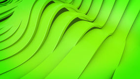 Abstract wave stripes background Stock Photography