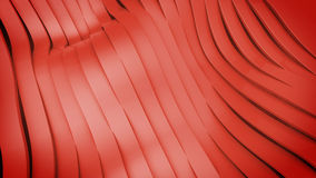 Abstract wave stripes background Stock Image