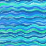 Abstract waves Royalty Free Stock Photos