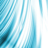 Abstract waves. Overflowing the tints of blue color on a white background Royalty Free Stock Images