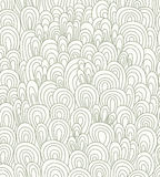 Abstract waves pattern stock illustration