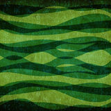Abstract waves vintage background Royalty Free Stock Images