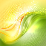 Abstract waving background Royalty Free Stock Photography