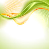 Abstract waving background Royalty Free Stock Images