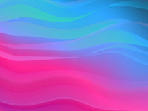 Abstract wavy background. Computer generated abstract wavy background Stock Illustration