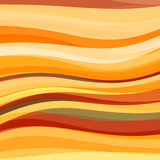 Abstract Wavy Background Stock Photography