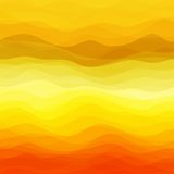 Abstract Wavy Background Royalty Free Stock Images