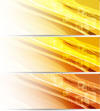 Abstract wavy background royalty free illustration