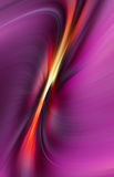 Abstract wavy background in purple tones Stock Photos