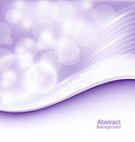 Abstract Wavy Background for Your Design Stock Image